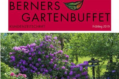 Kundenzeitung Frühling 2019