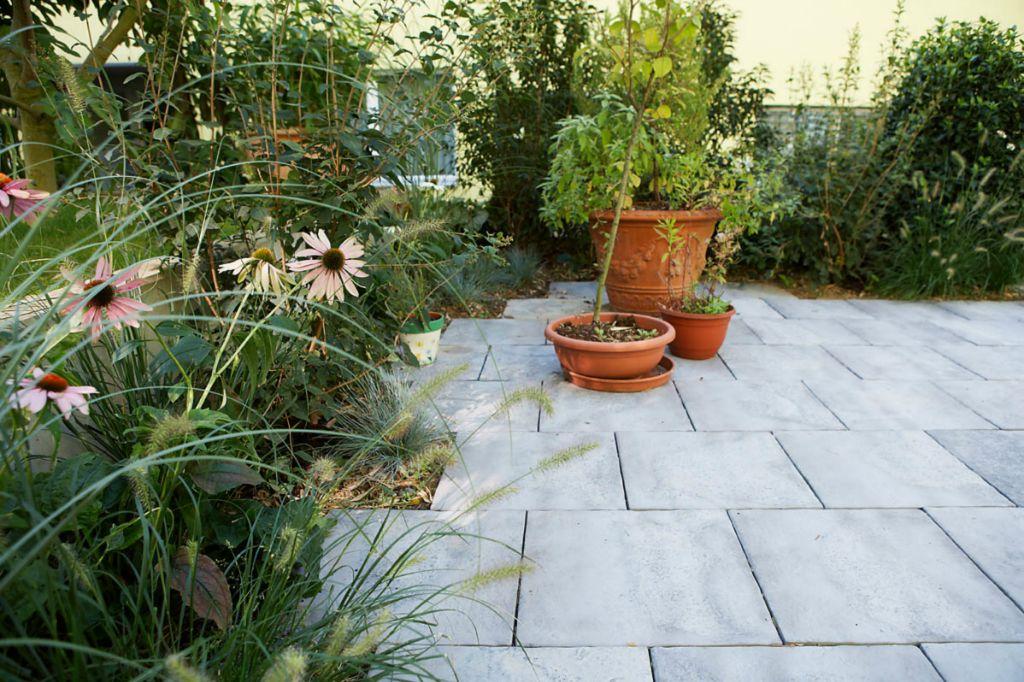 Garten Idee Sitzplatz